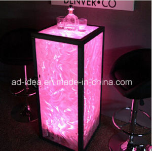 LED Display Stand/LED Furniture (GY-67) pictures & photos