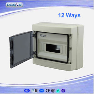 IP55 4way/8way/12way/18way/24way Waterproof MCB Distribution Box pictures & photos
