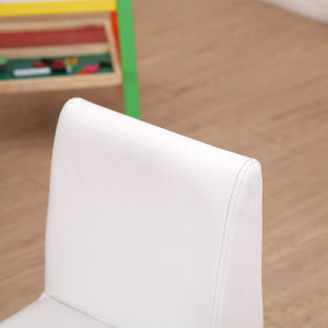 2016 New Design- Kids Stool PVC Leather Children Furniture pictures & photos