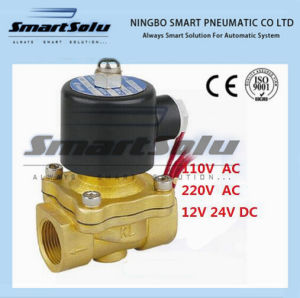 High Quality 2/2 Way Normal Closed Direct Acting Solenoid Valve pictures & photos
