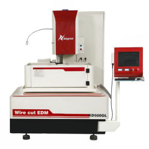 CNC Wire Cutting EDM Machine Kd500gcl pictures & photos