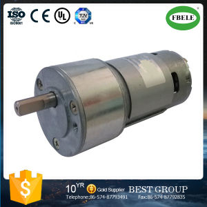 Motor Gear Reducer, Mini DC 12 V DC Motor pictures & photos