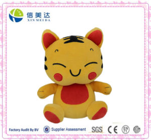 Lucky Tiger Soft Toy Custom Design Plush Doll pictures & photos