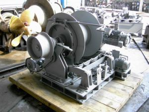 Supply Cheap Electric Yacht Windlass pictures & photos