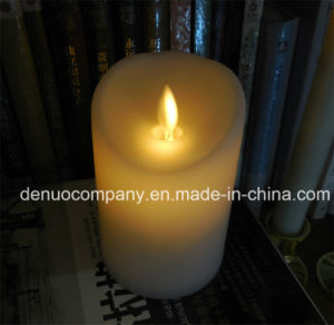 Christmas Flameless LED Candles with Timer