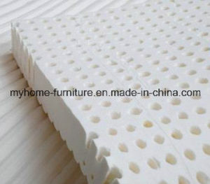 Orthopedic Spine Spring Quilted Fabric Mattress pictures & photos
