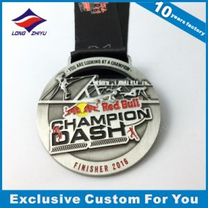 High Quality 3D Custom Logo Metal Medal for Award pictures & photos