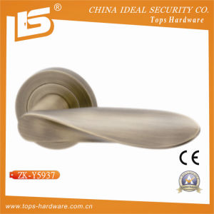 Door Handle and Lock Handles (ZK-Y5937) pictures & photos