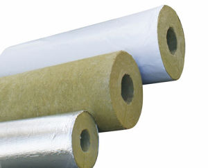 Rock Wool Pipe, Insulation Pipe for Duct, Rock Wool Insulation Pipe pictures & photos