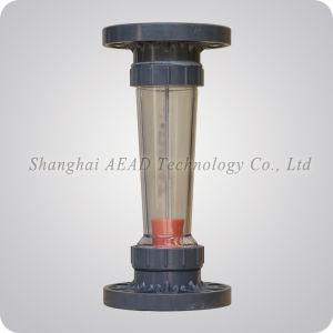 Flange Plastic Flowmeter Liquid Rotameter pictures & photos
