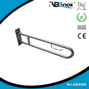 Fixed Toilet U-Shaped Stainless Steel Safety Grab Bar pictures & photos