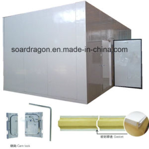 Vegetable Storage Cold Room with Fire Retardant pictures & photos