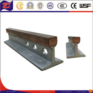 Ghx Steel Rail Copperhead Conductor Rail Systems pictures & photos