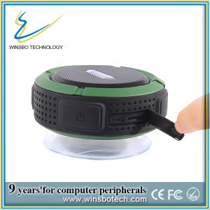 2016 High Quality Ipx6.5 C6 Mini Waterproof Bluetooth Speaker