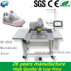 Mitsubishi Juki Computerized Embroidery Industrial Pattern Sewing Machine for Shoes pictures & photos