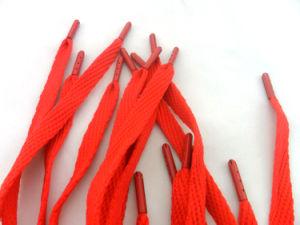 Beige Cotton Basketball Big Shoelaces pictures & photos