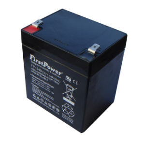 12V Back-up Battery (FP1240) pictures & photos