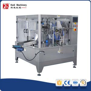 Food Rotary Packing Machine with Ce Certificate pictures & photos
