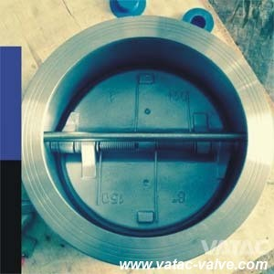 150/300/600lb Dual Plate Wafer Check Valve pictures & photos