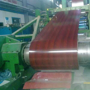 Wall Sheet Prepainted Galvanized Steel Coil pictures & photos