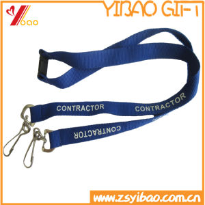 High Quality Heat Transfer Printing Lanyard with Card Holder pictures & photos