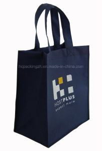 Logo Customized Shopping Non Woven Bags pictures & photos