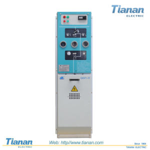 High Voltage Switchgear Metal-Clad AC Ring Main Unit, 10~24kv Sf6 Gas Insulated Switchgear Rum Switchgear (GIS) pictures & photos