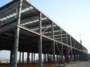 High Quality and Lowest Price Steel Structure Warehouse pictures & photos