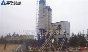 Hzs60 Stationary Concrete Batching Plant pictures & photos