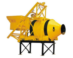 Jzm350 Mini Electric Motor Cement Mixer, Concrete Mixer pictures & photos
