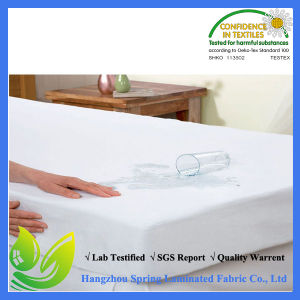 Soft Jersey Waterproof and Dust Mite Mattress Protector pictures & photos