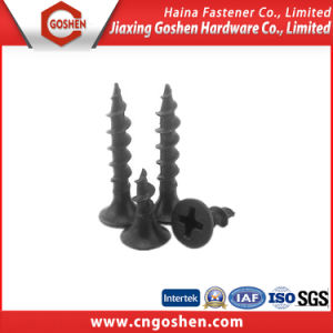 Black Oxide Countersunk Head Drywall Screws pictures & photos