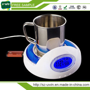 Coffee/Tea/Cup Warmer Heater Pad Office USB 2.0 Hub 4 Port pictures & photos