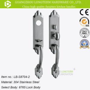 304 Stainless Steel Mortise Door Lock pictures & photos
