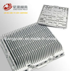 Chinese Exporting Superior Quality First-Rate Heat Sink Magnesium Die Casting-Telecom pictures & photos