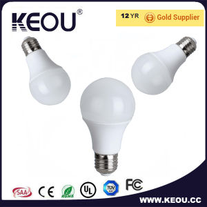 Aluminum LED Bulb Lamp 3W/5W/7W/10W/12W/15W E27/B22/E14 Base Lamp pictures & photos