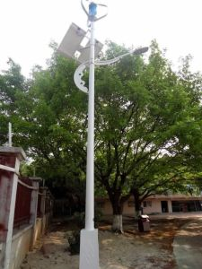 1kw Vertical Axis Wind Turbine for Home Use (200W-5KW) pictures & photos