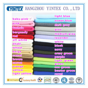 Handmade Solid Polar Fleece Lining Fabric, Fabric, for Home Textiles pictures & photos