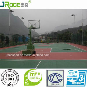 Multi-Purpose Futsal Court Flooring for Basketball Sport Surface pictures & photos