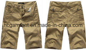 Washing Casual Leisure Cotton Cargo Jogger Pants for Man pictures & photos