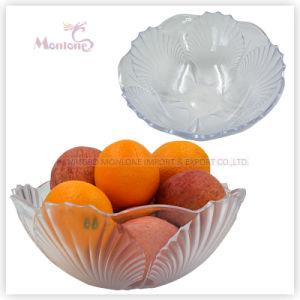 281g 25.8cm Plastic Fruit Plate/Dish, Fruit Serving Tray, Fruit Bowl pictures & photos