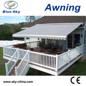 Aluminum Retractable Awning for Carport (B3200) pictures & photos