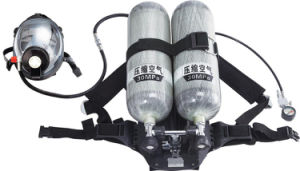 6.8L Double Cylinder Air Breathing Apparatus for Fire Fighting Scba pictures & photos