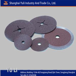 Aluminum Oxide Fibre Abrasive Disc (001661)