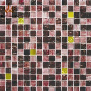 Mixture Color 20X20mm Mosaic for Bathroom and Kitchen (MC820) pictures & photos