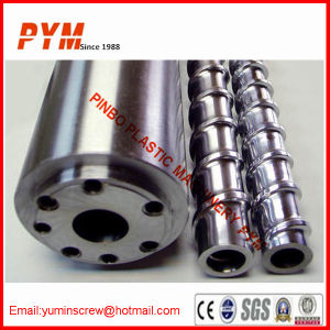 Plastic Injection Mold Machine Screw Barrel pictures & photos