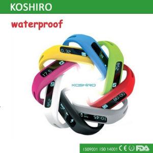 Smart Sport Fitness Pedometer Wristband Bracelet pictures & photos