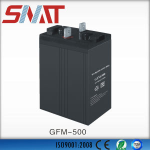 2V 500ah VRLA Battery for Power Supply with Maintenance-Free pictures & photos
