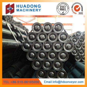 Widely Used in Rubber Conveyor Reliable Conveyor Idler Carrying Idler pictures & photos