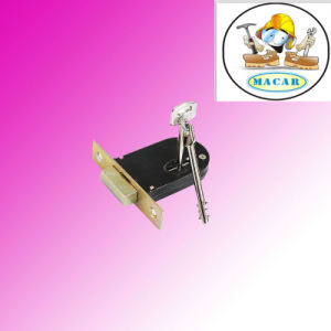 High Security Door Lock Security System Fire Proof Mortise Lock Body pictures & photos